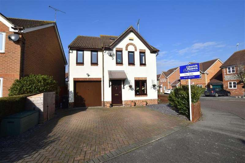 4 Bedrooms Detached House for sale in Doubleday Drive, Heybridge, Essex