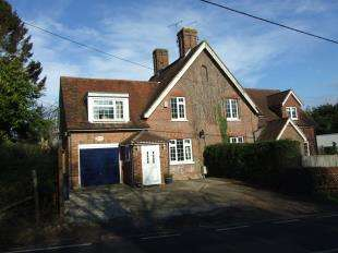 3 Bedrooms Semi Detached House for sale in Vinehall Road, Mountfield, Robertsbridge, East Sussex