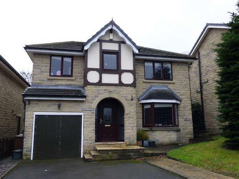 4 Bedrooms Detached House for sale in The Oaks, Glossop, Derbyshire, SK13