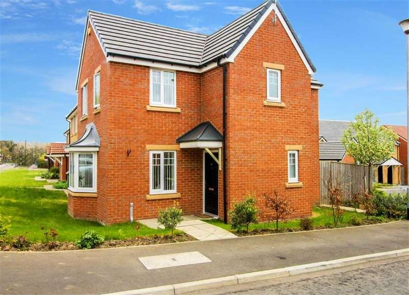 3 Bedrooms Detached House for sale in Clifton Road, Cramlington