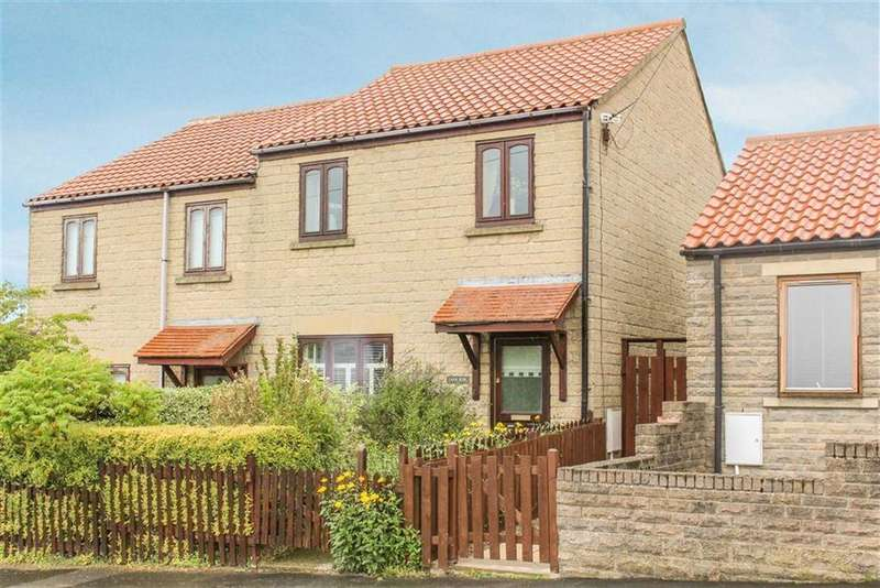 3 Bedrooms Semi Detached House for sale in Middleton Road, Woodland, County Durham