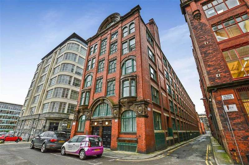 2 Bedrooms Apartment Flat for sale in Langley Buildings, Northern Quarter, Manchester, M1
