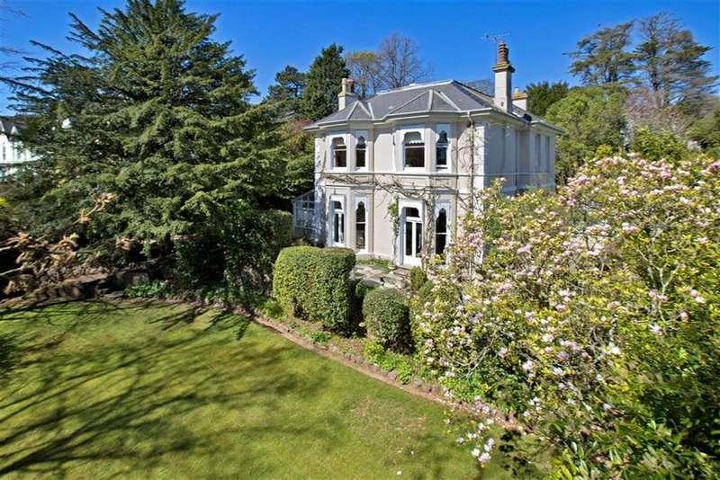 5 Bedrooms Detached House for sale in St. Matthias Church Road, Torquay, Torquay, Devon, TQ1