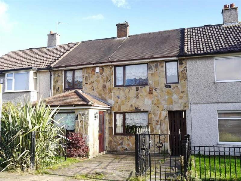 4 Bedrooms Terraced House for sale in Eastfield Gardens, Holmewood, BD4