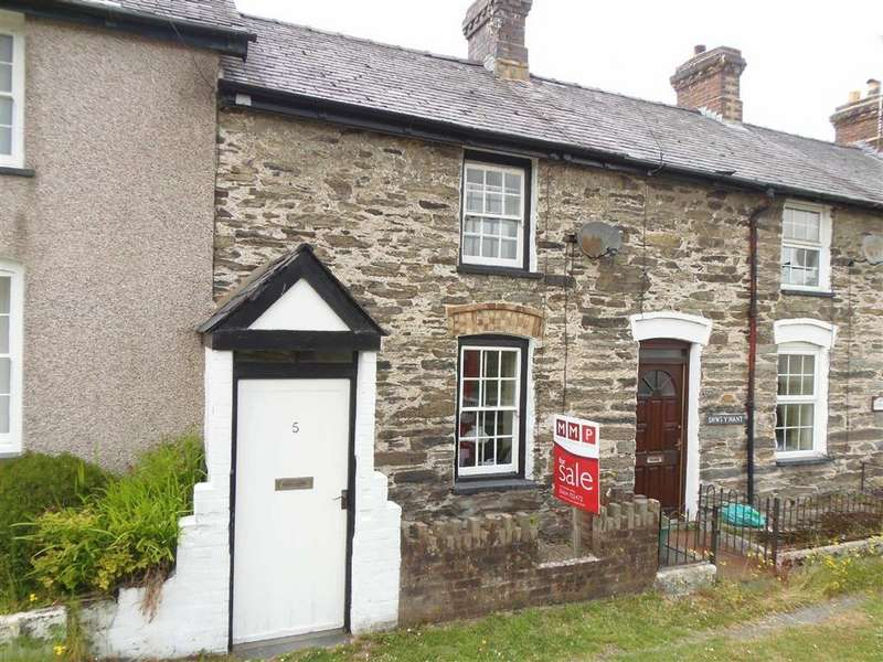 2 Bedrooms Terraced House for sale in 5, Lower Cwrt, Pennal, Nr Machynlleth, Powys, SY20