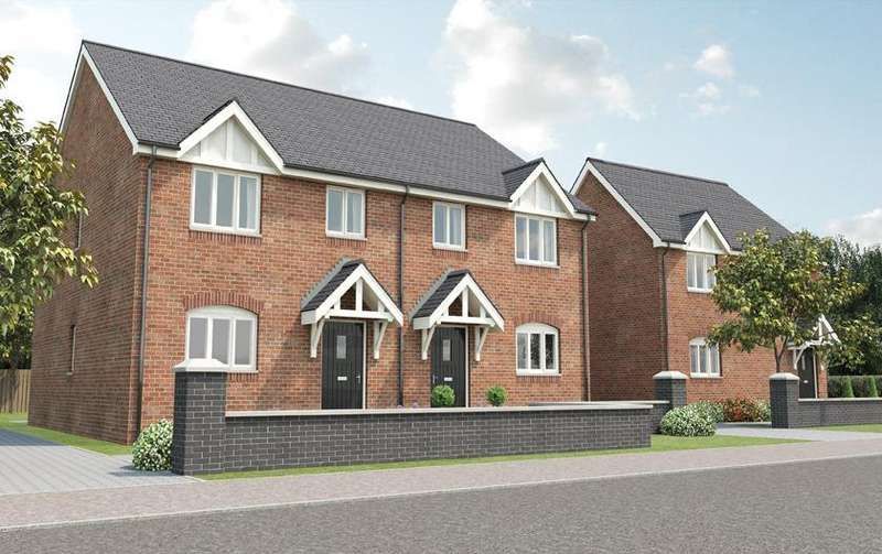 3 Bedrooms Semi Detached House for sale in New England, Halesowen