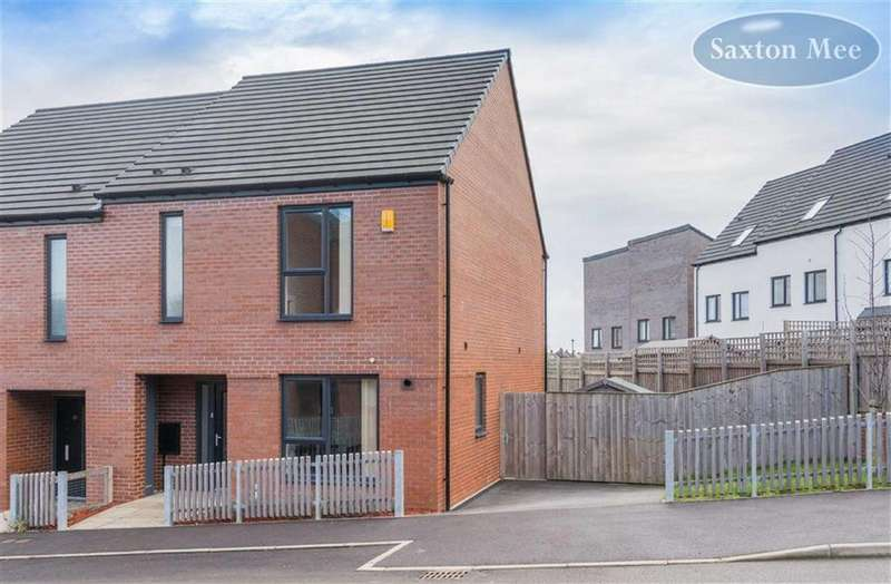 2 Bedrooms Semi Detached House for sale in Symons Crescent, Southey Green, Sheffield, S5