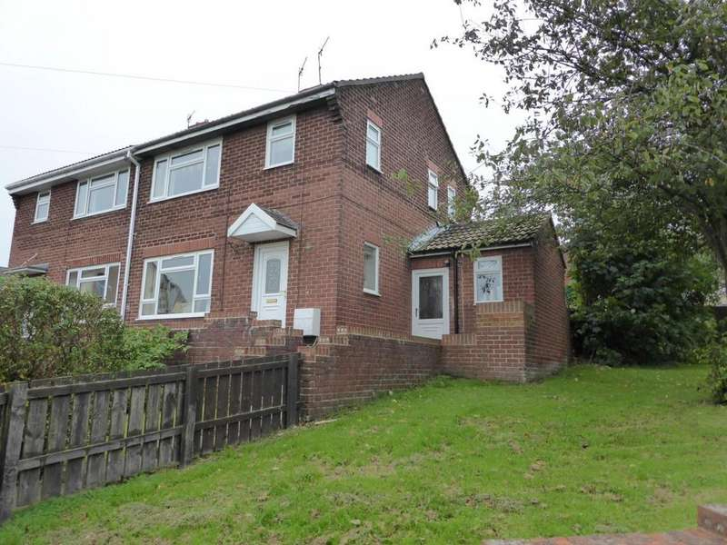 3 Bedrooms Semi Detached House for sale in Olympia Avenue, Guidepost, Choppington