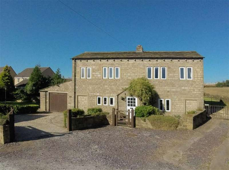 4 Bedrooms Cottage House for sale in Crosland Hall Cottage, Farmhouse Court, Crosland Hill, Huddersfield, HD4
