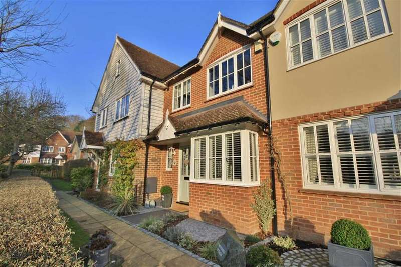 2 Bedrooms Terraced House for sale in Basted, Kent