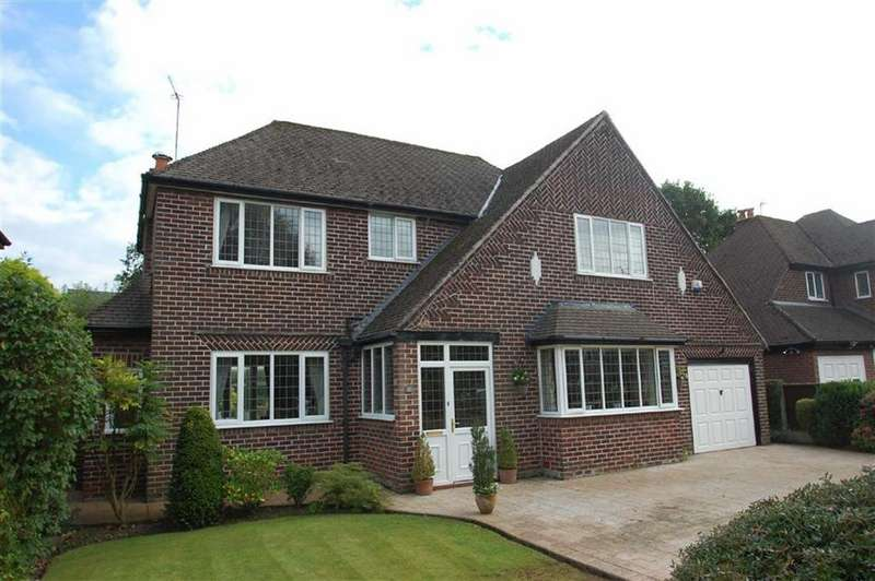 4 Bedrooms Detached House for sale in Highfield Parkway, Bramhall, Cheshire