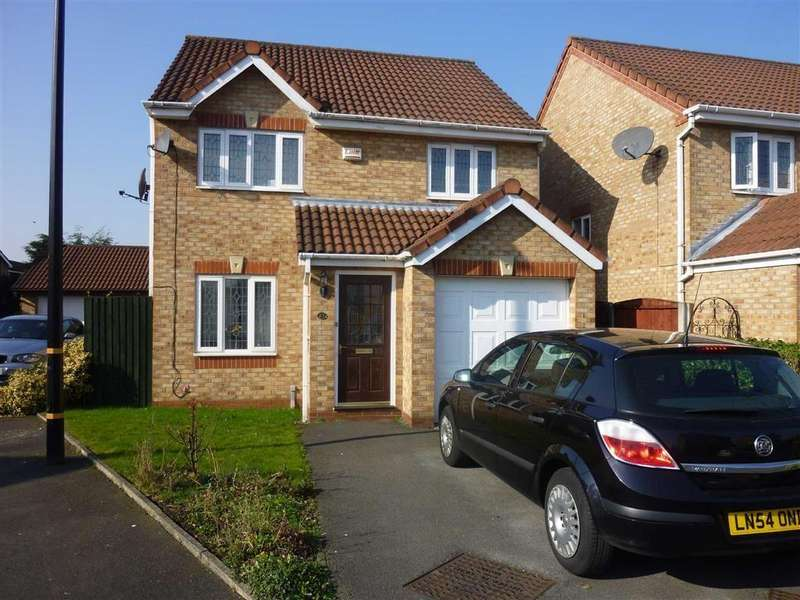 3 Bedrooms Detached House for sale in Charleston Close, Sale, M33