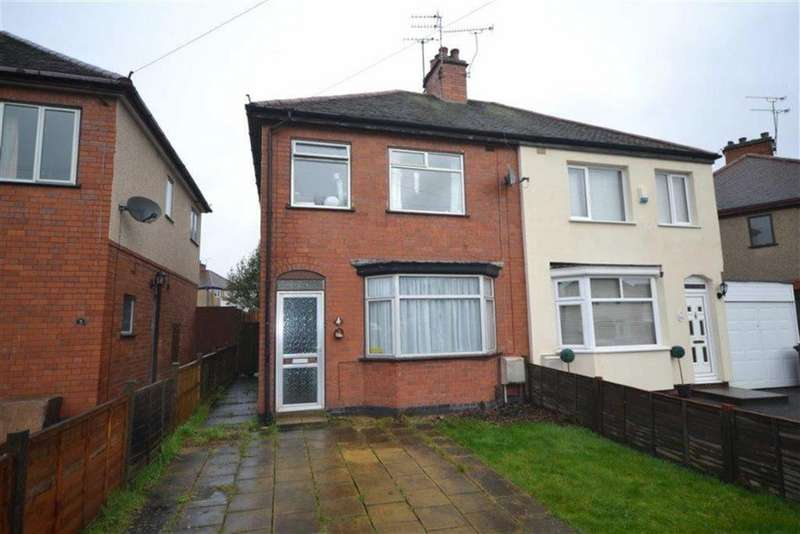 3 Bedrooms Semi Detached House for sale in Beaumont Place, Nuneaton, Nuneaton