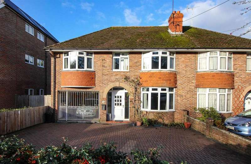 4 Bedrooms Semi Detached House for sale in Sydney Road, Haywards Heath