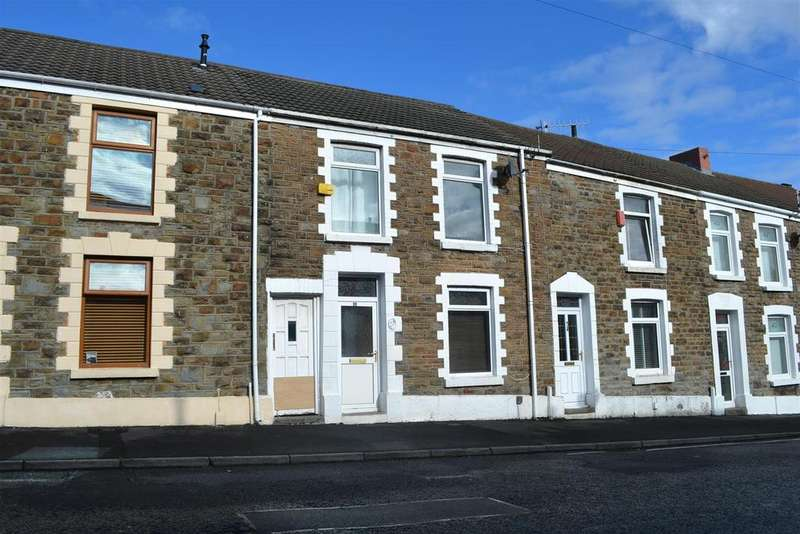 3 Bedrooms Terraced House for sale in Sydney Street, Brynhyfryd, Swansea