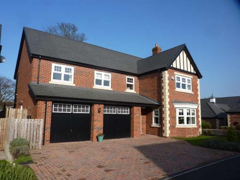 5 Bedrooms Detached House for sale in Oak Mount Court, Northallerton