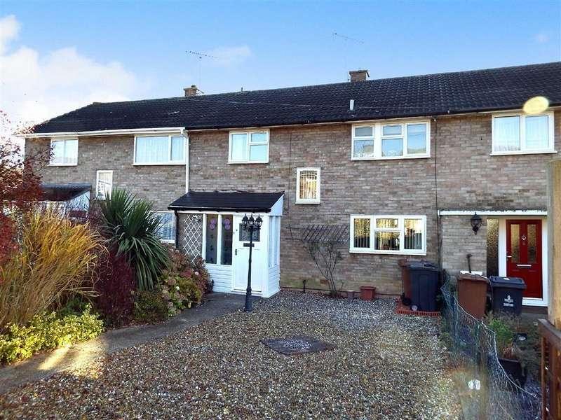 3 Bedrooms Terraced House for sale in Little Hyde, Stevenage, Hertfordshire, SG2