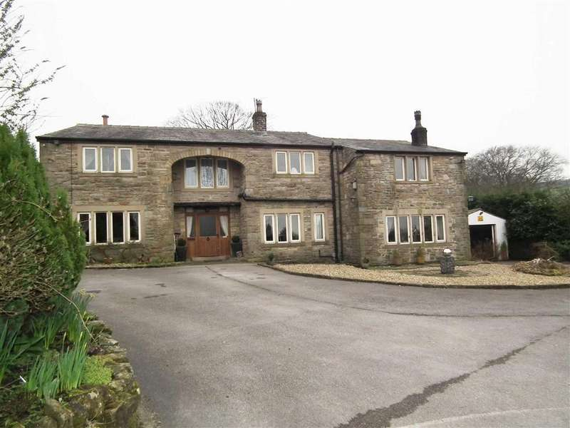5 Bedrooms Barn Conversion Character Property for sale in Walverden Road, Briercliffe, Lancashire