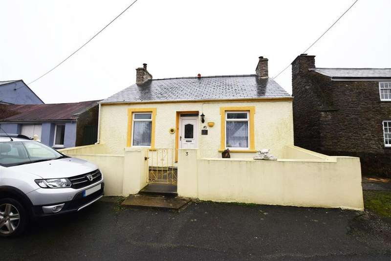 3 Bedrooms Detached Bungalow for sale in Honeyborough Green, Neyland, Milford Haven