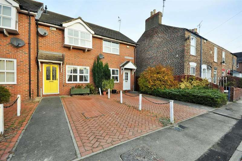 2 Bedrooms Town House for sale in Catherine Court, Hull Road, York