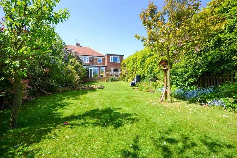 5 Bedrooms Semi Detached House for sale in Summerhill, East Herrington, Sunderland