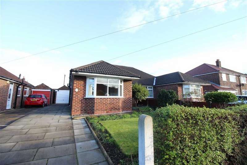 3 Bedrooms Semi Detached Bungalow for sale in Lambert Drive, Sale