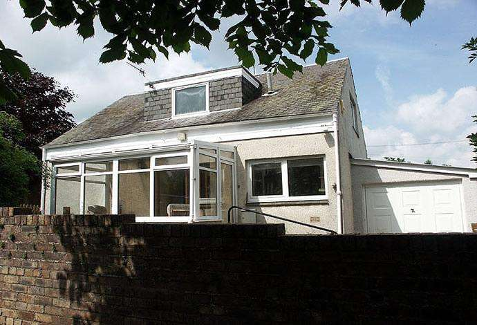 2 Bedrooms Bungalow for sale in The Lilacs, 31a Wood Street, Galashiels, TD1 1QX