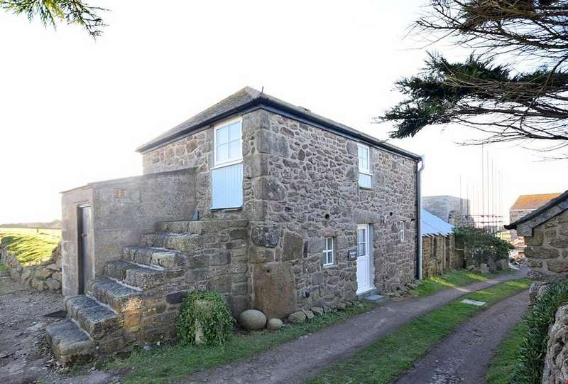 2 Bedrooms House for sale in St Just, Nr. Penzance, West Cornwall, TR19