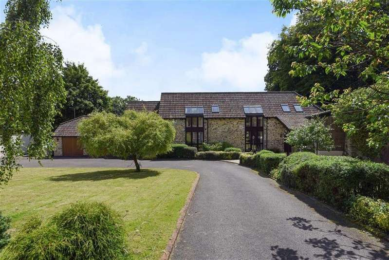 4 Bedrooms Detached House for sale in Churchinford, Churchinford, Taunton, Somerset, TA3