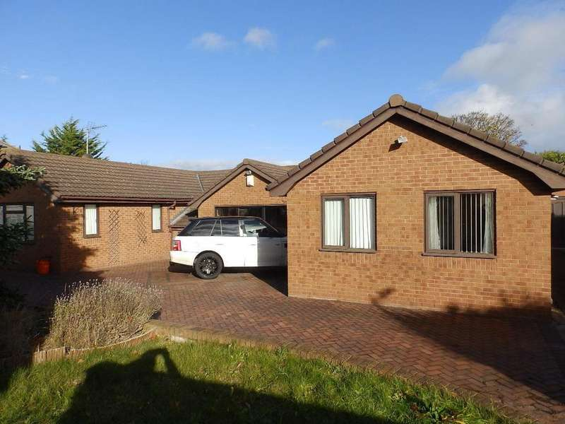 3 Bedrooms Detached Bungalow for sale in Plas y Brenin, Rhuddlan