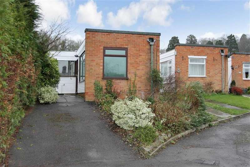 2 Bedrooms Bungalow for sale in Fownhope, Hereford