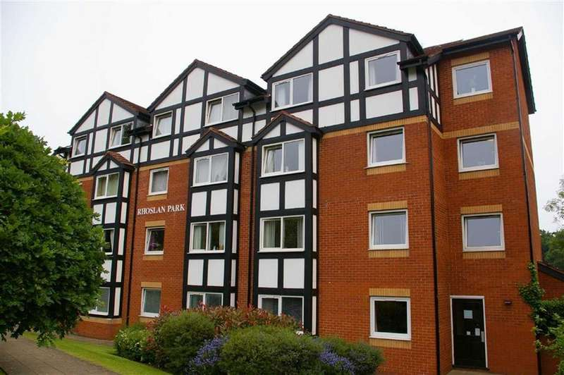 1 Bedroom Retirement Property for sale in Conway Road, Colwyn Bay