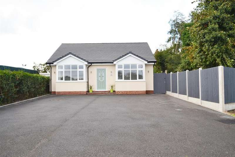 3 Bedrooms Detached Bungalow for sale in Wolverhampton Road, Cannock