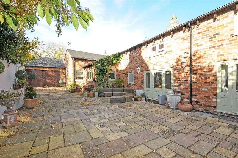 4 Bedrooms Detached House for sale in Guilsborough Road, Ravensthorpe, Northamptonshire, NN6