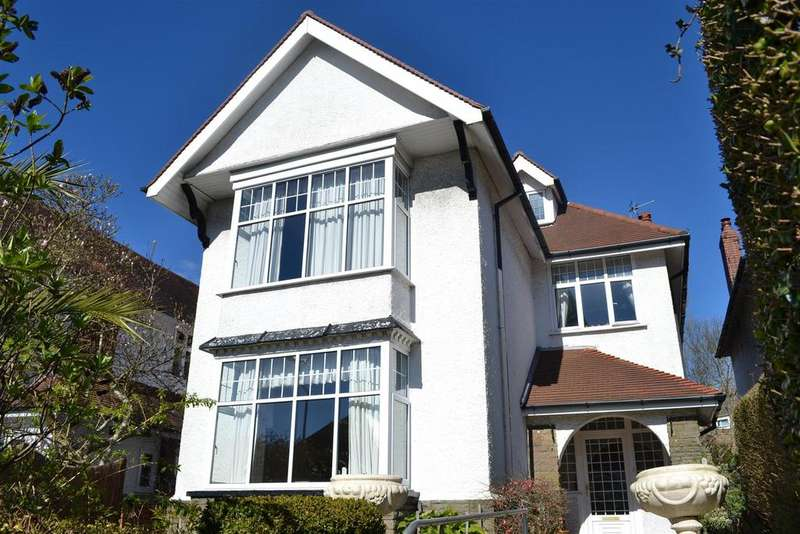 5 Bedrooms Detached House for sale in Sketty Road, Swansea