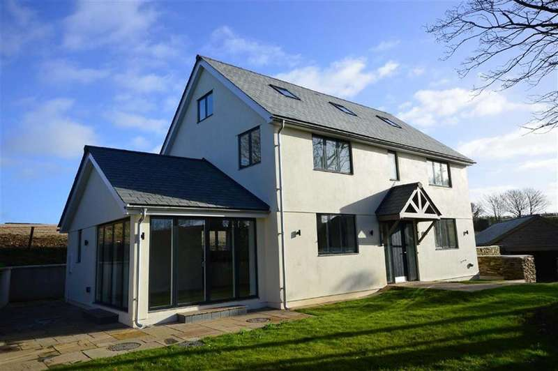 5 Bedrooms Detached House for sale in Sorley, Kingsbridge, TQ7
