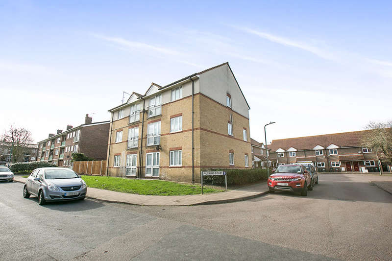 2 Bedrooms Flat for sale in Foxglove House Pilgrims Court Farnol Road, Dartford, DA1