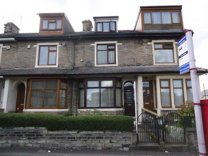4 Bedrooms Terraced House for sale in Little Horton Lane, Bradford, West Yorkshire, BD5