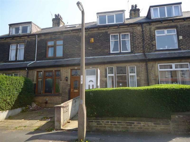 4 Bedrooms Terraced House for sale in Poplar Grove, Bradford, West Yorkshire, BD7