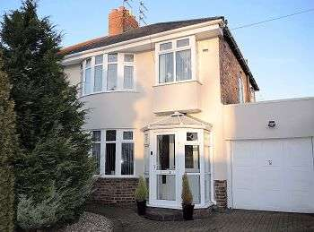 3 Bedrooms Semi Detached House for sale in Edgemoor Road, West Derby, Liverpool