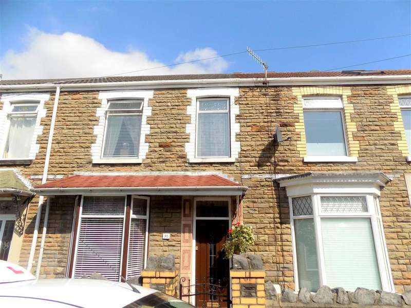 3 Bedrooms House for sale in Leonard Street, Neath