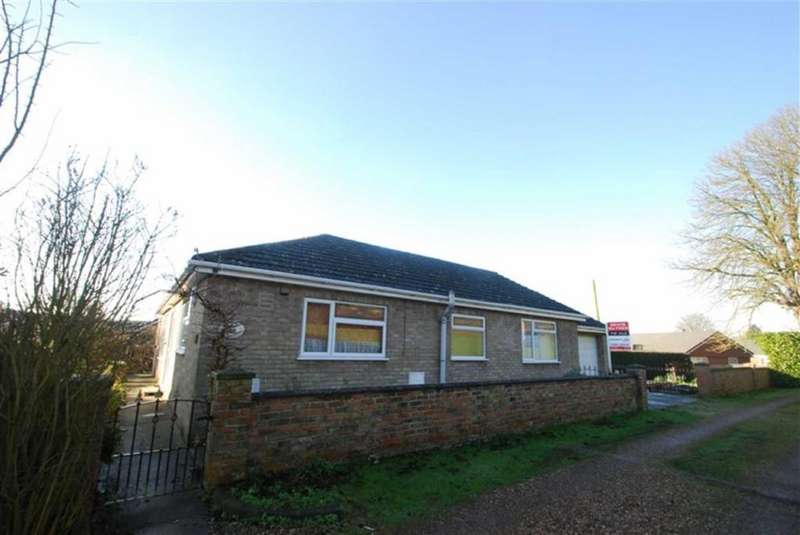 3 Bedrooms Detached Bungalow for sale in Castle Street, Boston