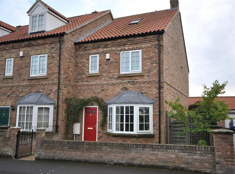 3 Bedrooms End Of Terrace House for sale in Sowerby