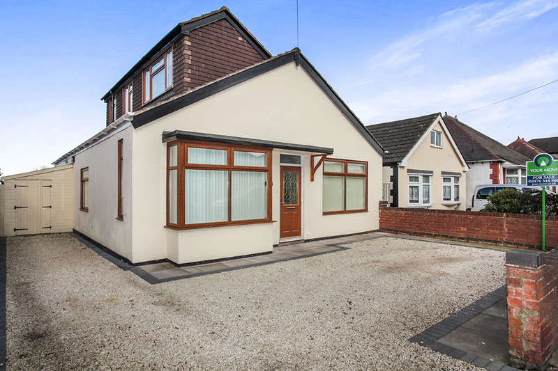4 Bedrooms Detached Bungalow for sale in Ansley Road, Nuneaton, CV10
