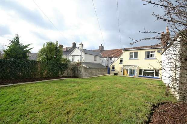 4 Bedrooms Terraced House for sale in NEWPORT, Barnstaple, Devon