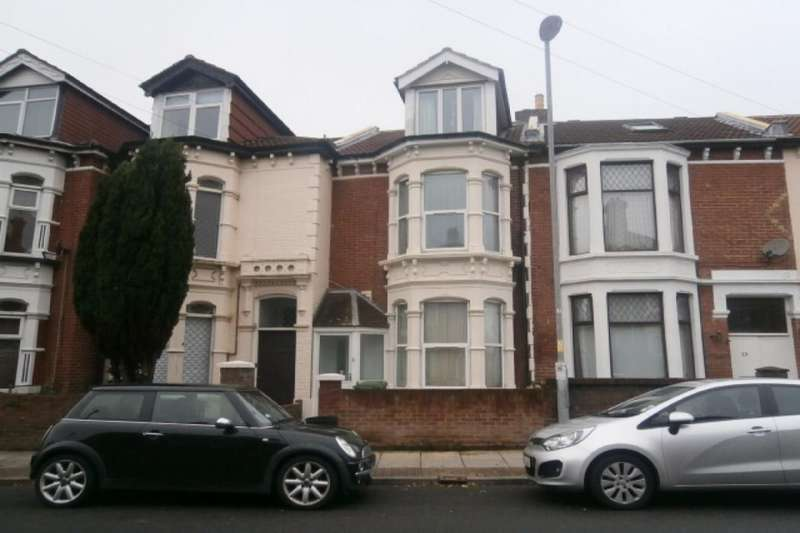 8 Bedrooms Property for rent in Lawrence Road, Southsea, PO5