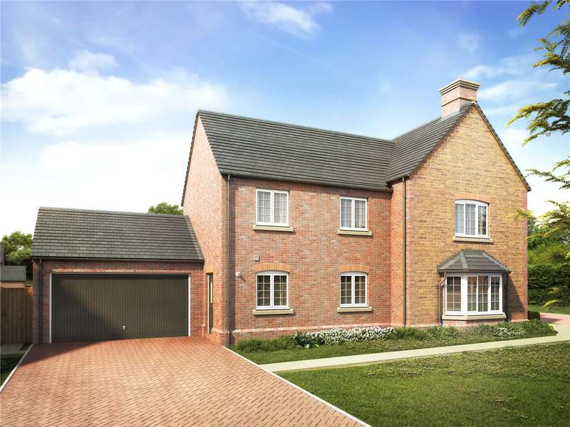 5 Bedrooms Detached House for sale in Milton Road, Adderbury, Banbury, Oxfordshire, OX17