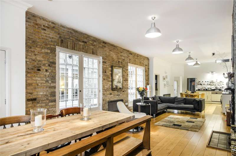 3 Bedrooms Flat for sale in Clapham Manor Street, London, SW4