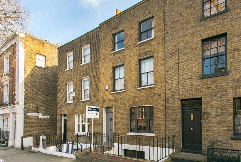 3 Bedrooms House for sale in Camberwell Grove, London, SE5