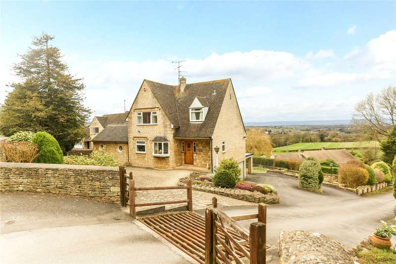 4 Bedrooms Detached House for sale in Selsley West, Stroud, Gloucestershire, GL5